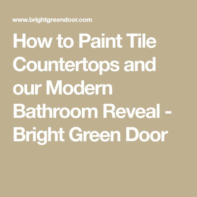 Best 25+ Green modern bathrooms ideas on Pinterest Washroom - badezimmer amp ouml norm
