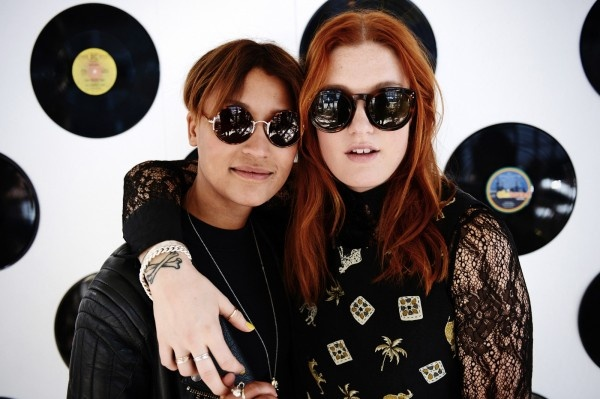 We interviewed Icona Pop! Photos by Nina Westervelt/MCV Photo.
