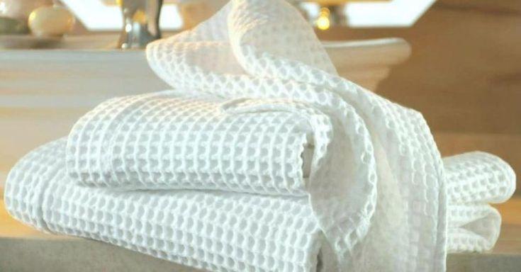 Как отстирать кухонные полотенца - Полезные Советы