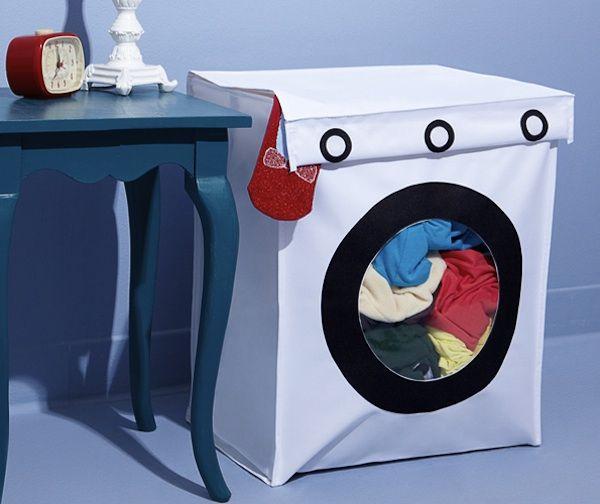 Cesta para la ropa sucia