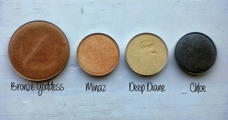 Sappho Organic Cosmetics: Pressed Mineral Pigments Review
