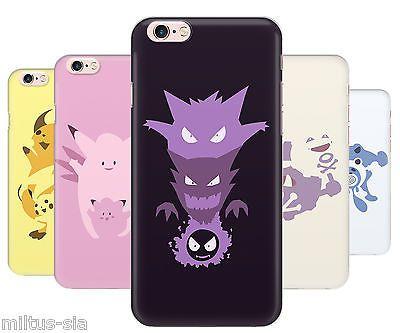 Pokemon Game Art Go Pikachu Phone Cover Case Fits Apple