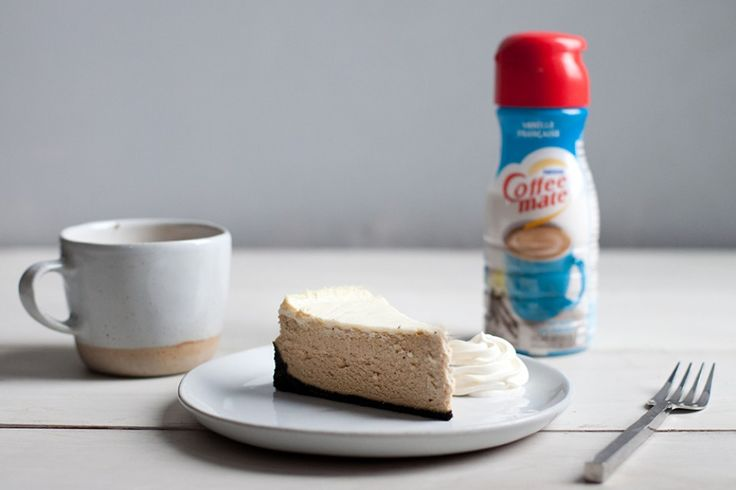 Cappuccino Cheesecake: A perfect treat to pair with your favourite cup of joe!