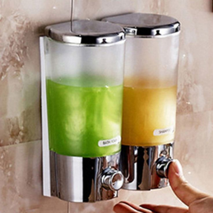 Distributeur De Savon Liquide Mural Kitchen Shampoo Shower Soap Dispenser Wall Hand Foam Dispenser For Kitchen Bathroom Washroom - ICON2 Luxury Designer Fixures  Distributeur #De #Savon #Liquide #Mural #Kitchen #Shampoo #Shower #Soap #Dispenser #Wall #Hand #Foam #Dispenser #For #Kitchen #Bathroom #Washroom