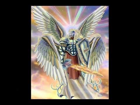 Michael the Archangel. A series of pictures and facts on Gods archangel Michael. I made a mistake, Jesus is seated at the right hand of God, not Michael. I j...