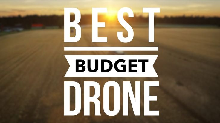 Best Budget Drone For Filmmakers