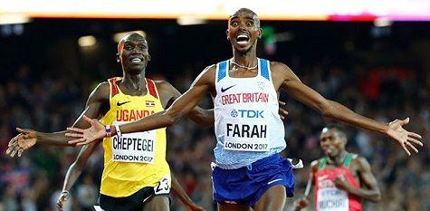 Athletics: Sir Mo Farah To Run The 2018 Virgin Money London Marathon