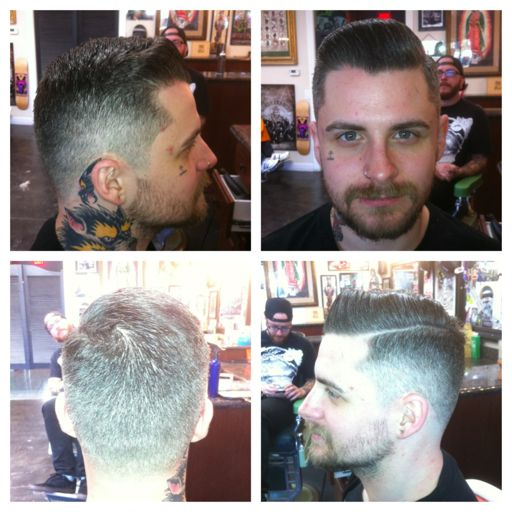 The Proper Barber Shop: Haircuts by Vinnie