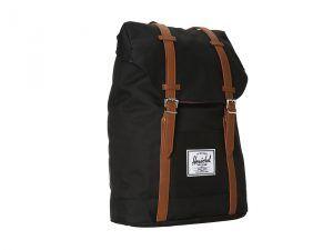 Herschel Supply Co. Retreat (Black) Backpack Bags