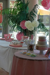 Elizabeth's First Bday party  Birthday - Princess Birthday Party