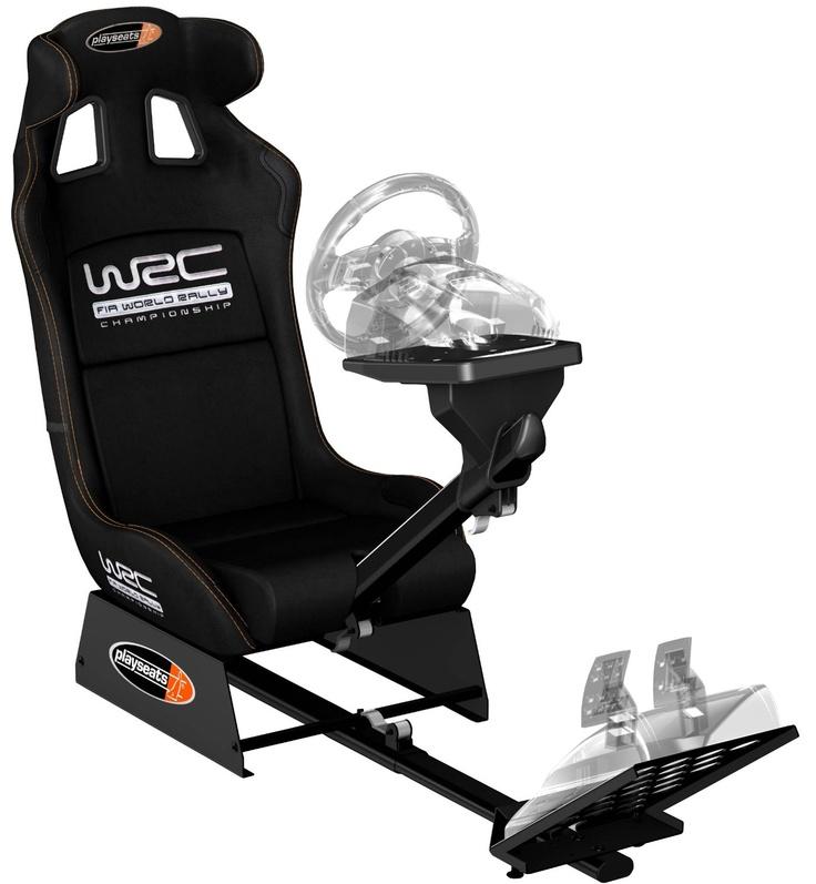 Playseat World Rally Championship Gaming Seat Video Games