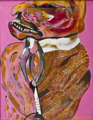 Robert Hodgins Angry man 2013-10 / SW / 84.000 ZAR
