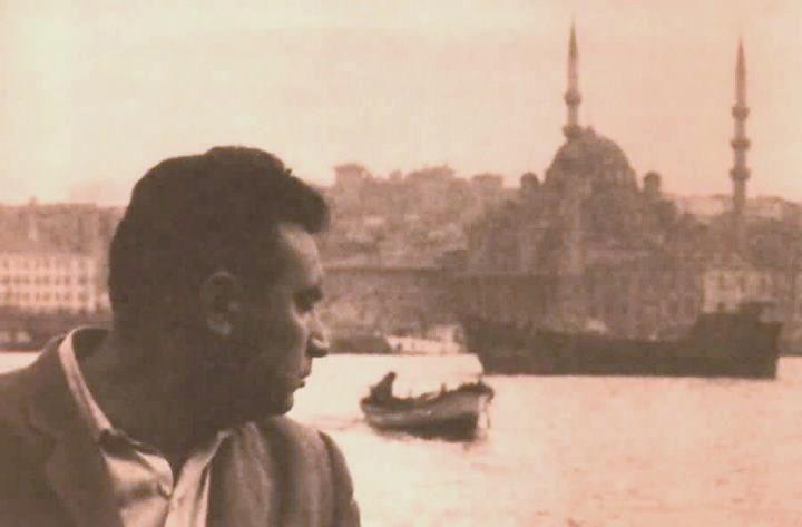 Yaşar Kemal fotoğraf: Ara Güler