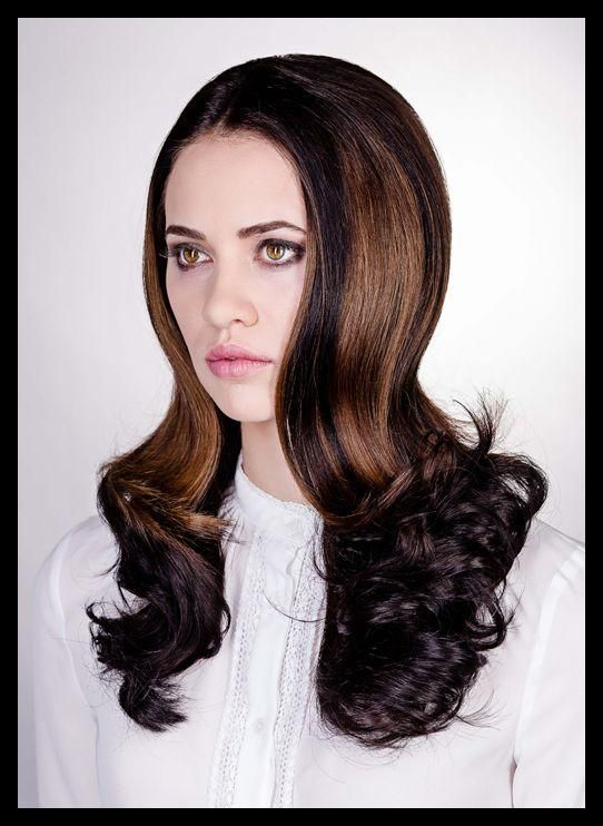 Lange Haare Richtig Stylen Bilder Schone Frisuren Beauty