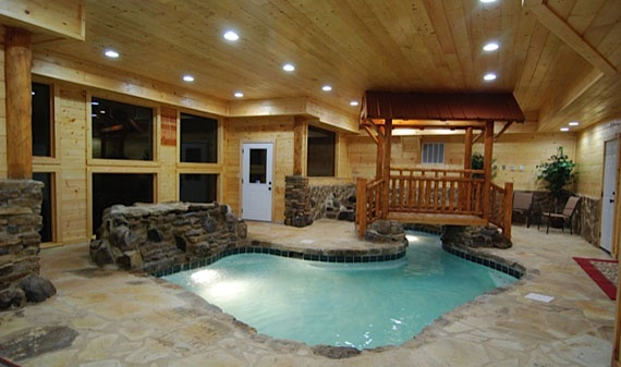 Copper River 3 Bedroom 2 5 Bathroom Cabin Rental In Pigeon Forge Tennessee Dream Cabins