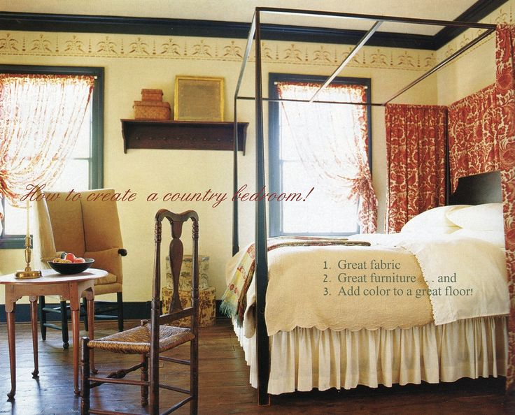 Create Country Bedroom Decoration Early American Floorcloths. 50 best images about  Primitive Bedrooms  on Pinterest   Shaker