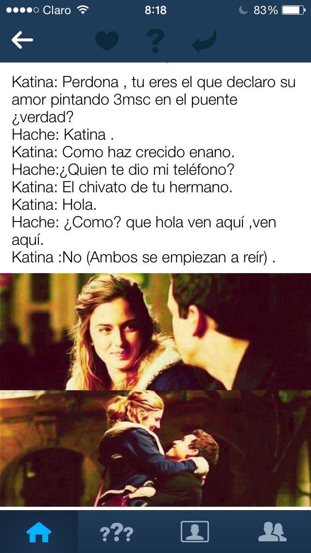 Katina  y h