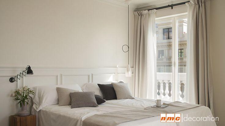 Cornices @ Dear Hotel in Madrid #bedroom