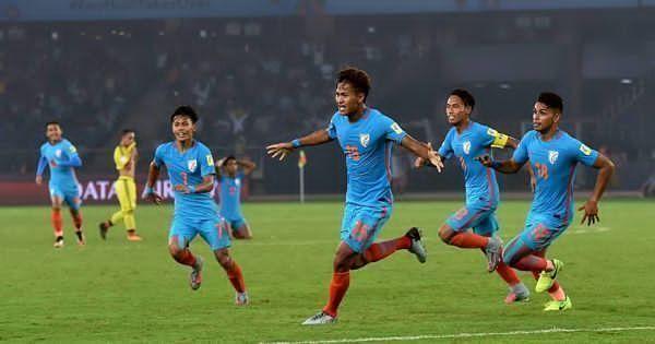 FIFA U17 World Cup India 1-2 Colombia player ratings of India U17s - Sportskeeda...