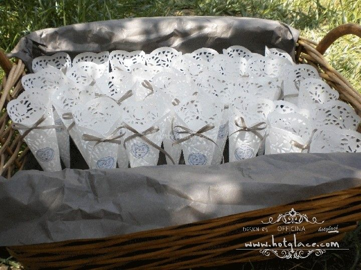 Coni riso di Officina Creativa Hotglacé | Foto 7