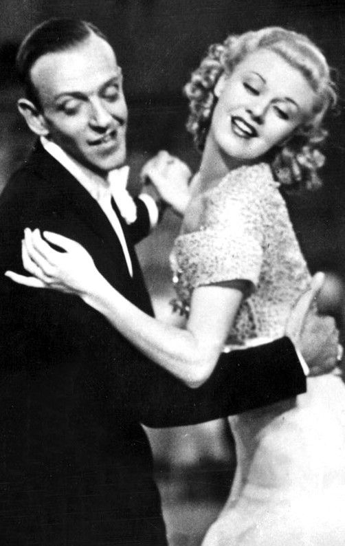 Fred Astaire And Ginger Rogers Search