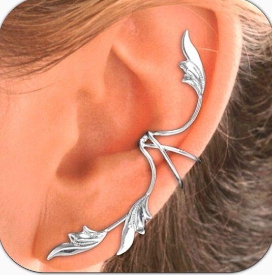 Really cool ear cuff <3