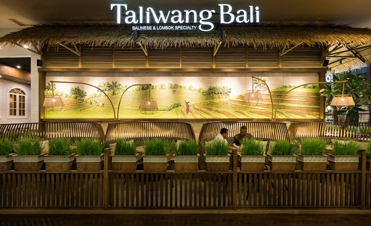 Bringing a new level of design, we give an eye-catching treatment to Taliwang Bali's wall. Panoramic 3D Wall Panels portrays the leisure and beautiful atmosphere. Have you been there?