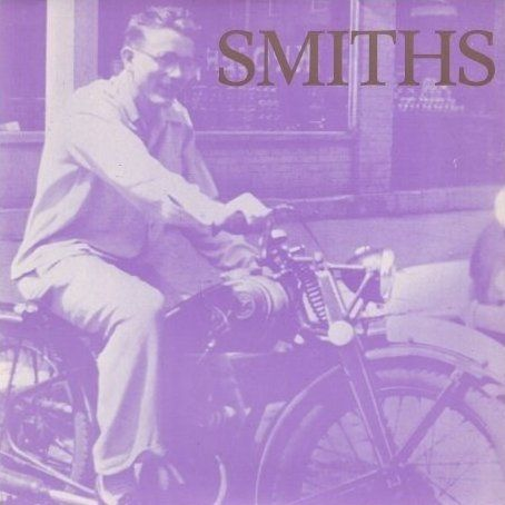 The Smiths - Bigmouth Strikes Again - http://youtu.be/DwgfeH-0TiA.    And the flames rose  To her Roman nose