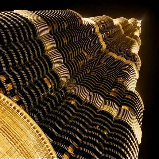 Awe Inspiring Burj ..