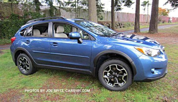 Subaru Xv Crosstrek New Color For 2014 Quartz Blue My Car I Got In Jan Loveher Newcars New Cars Ideas Subaru New Cars Subaru Crosstrek