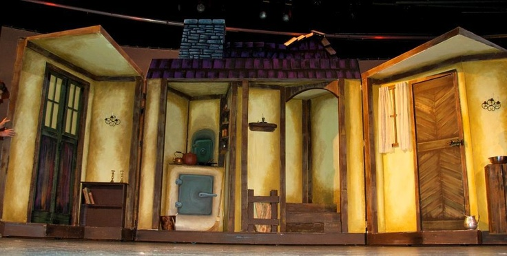 17 Best Images About Scene Design Wagon Set Design On