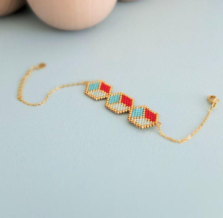 145 best Beaded trinkets images on Pinterest Bead jewellery, Bead