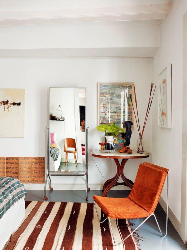 עולה על העיצובים: הדירה של טומי וקריק בברצלונה.