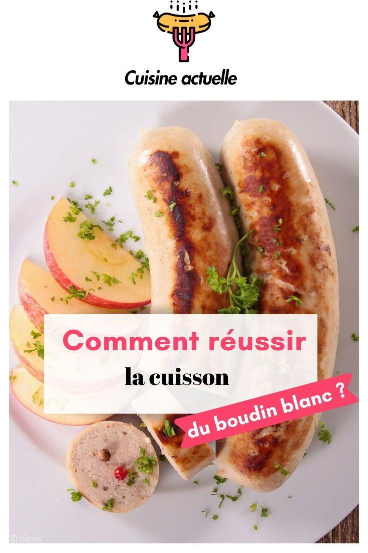 Cuisson Boudin Blanc Four : cuisson, boudin, blanc, Comment, Réussir, Cuisson, Boudin, Blanc, Blanc,, Recette, Recettes, Cuisine