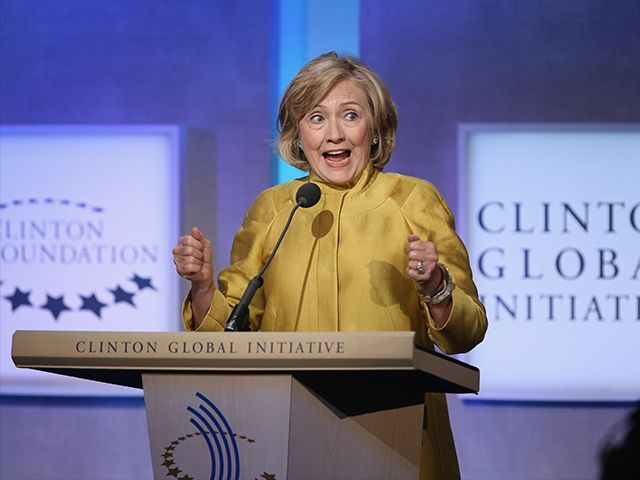 AP: Many Donors to Clinton Foundation Met with Hillary at State