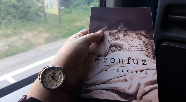 Alex Andronic – Confuz – CutiaDeCarton