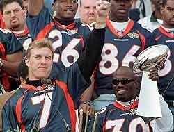 Denver Broncos Terrell Davis Drawings | ... que nunca se rindió - Denver Broncos - Resultados, fotos y videos