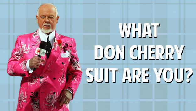 What Don Cherry Suit Are You