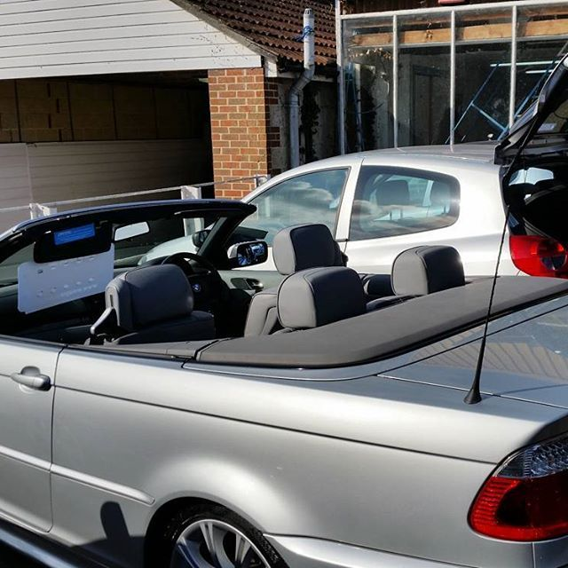 Bmw 318 CI Convertible *Sold*