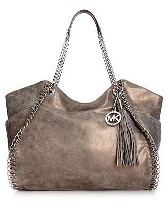 MICHAEL Micheal Kors Handbag, Chelsea Large Shoulder Tote - Shoulder Bags -  Handbags Accessories -