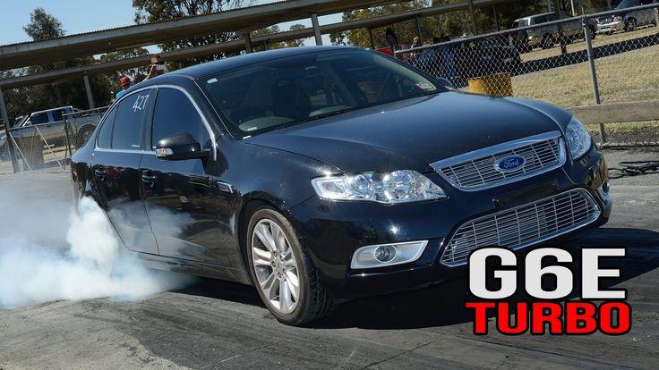 Ford G6E turbo runs 9.99 @ 150mph