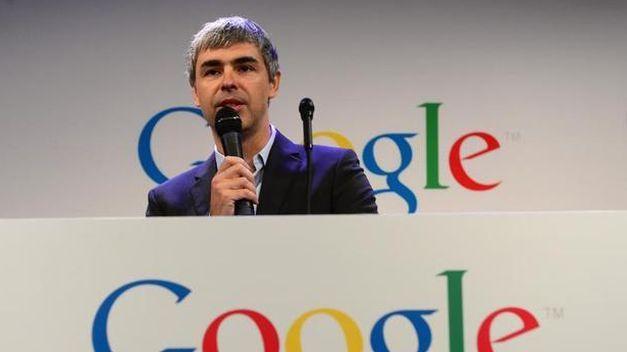 Larry Page. 32.300 millones. Es el creador de Google