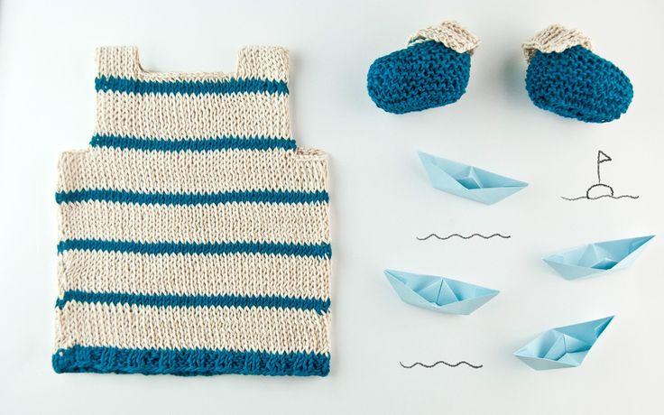 Mejores 8 imágenes de punto en Pinterest | Tejido para bebé, Tejidos ...