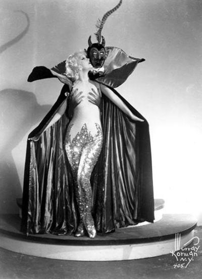 Burlesque devil
