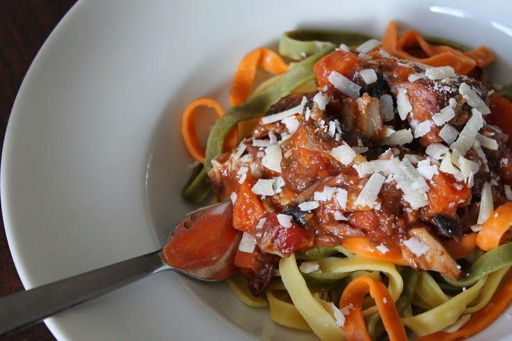 Uit Helma's keuken: Italiaans stoofvlees met tagliatelle!