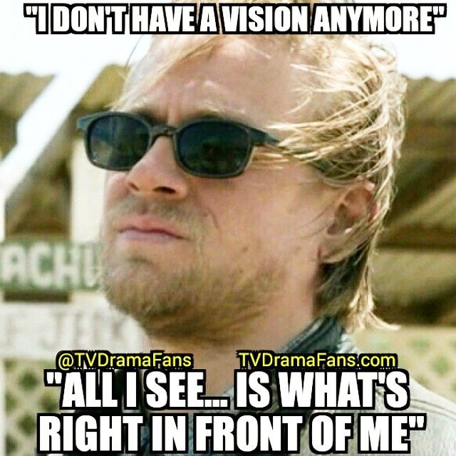 Jax Has A New Vision For Samcro Projects To Try Sons Of