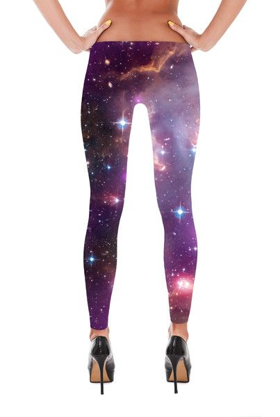Designed from authentic NASA Hubble Space Telescope images, our leggings will give you a unique style not found anywhere else in the universe. Leggings details - Made from 88% polyester 12% spandex pe