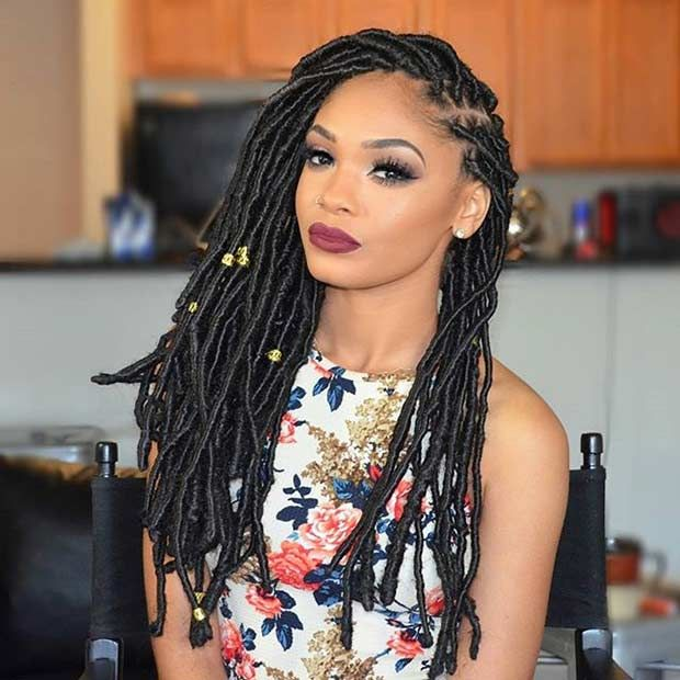 In the last few years, the demand for faux locs has increased so much that they are now a popular go-to seasonal style like box braids. Women everywhere are getting faux locs and making them unique to their look. Because most women are new to faux locs, they are having trouble properly caring for them. …