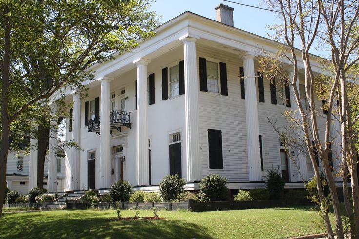 Best 18 historic columbus homes images on pinterest for Home builders columbus ga