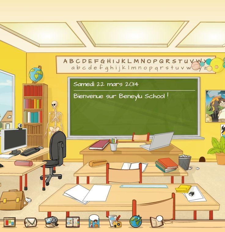 Un outil complet, sécurisé, simple d'utilisation pour mettre en place un espace numérique de travail dans votre classe (blog, annuaire, agenda, cahier de texte, travail collaboratif, correspondance...)